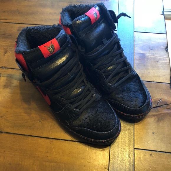 new york 517d2 98f09 Nike sb krampus NWT